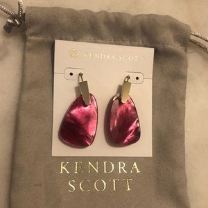 Kendra Scott Marty Gold Drop earrings